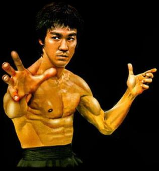 Bruce Lee - there will be blood!